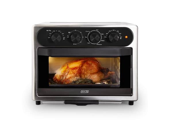 Dash Chef Series 7-in-1 Convection Toaster Oven + FS w/ Amazon $69.99