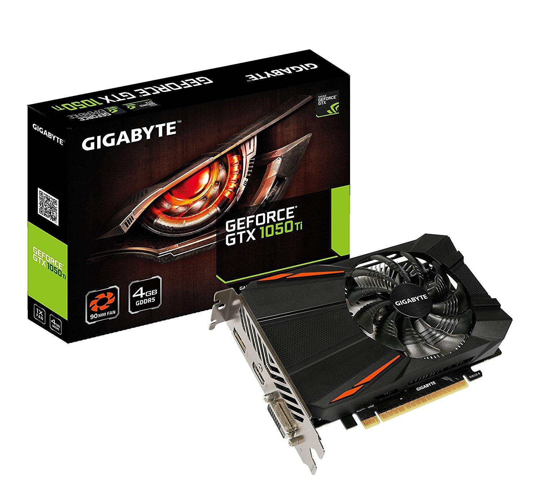 Gigabyte Geforce GTX 1050 Ti 4GB Graphic Card @ Amazon - $118 AR, MSI GTX 1050 - $80 AR