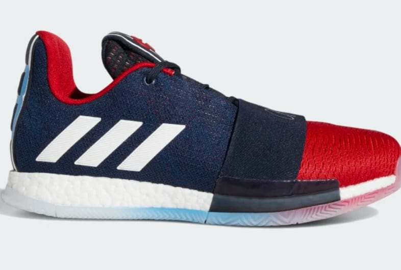Harden Vol 3 Basketball Shoes $56 (limited sizes) @ Adidas.com