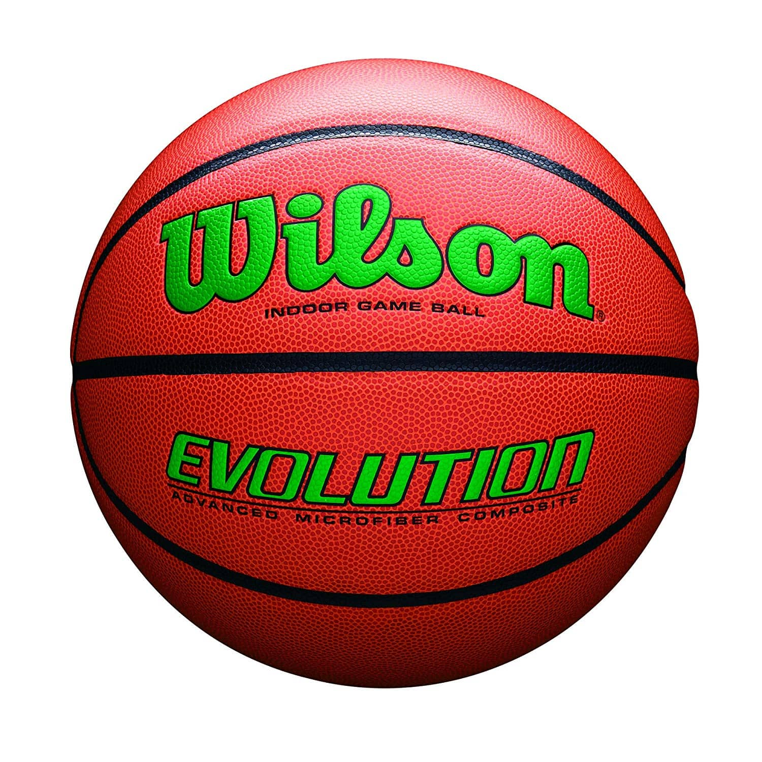 Colored Wilson Evolution Basketballs - $38.96 @Amazon