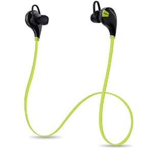 Vastar Bluetooth 4.0 Wireless Stereo Sport Headphones Earbuds, save $9.00 for 1, save $20.00 for 2, $17 + Free Shipping w/Prime @Amazon