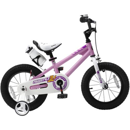 "RoyalBaby Freestyle Kid's Bicycle - Pink 16"" $59 w/store pickup"