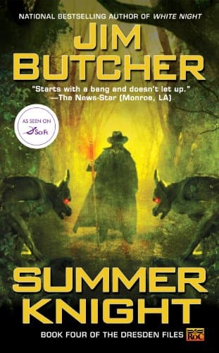 Summer Knight (The Dresden Files, Book 4) Kindle Edition $1.99 @ Amazon
