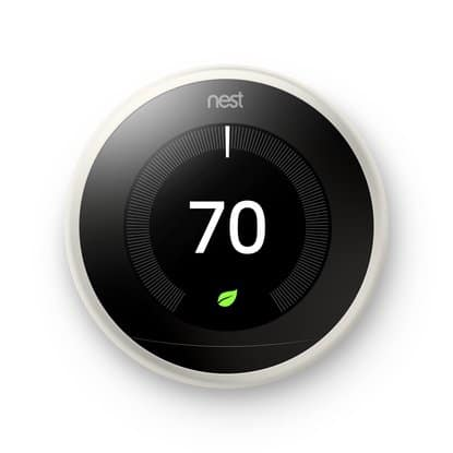 Nest Thermostat Gen3 White or Copper - 183.19 Shipped $183.19
