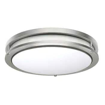 Energetic lighting 14inch LED flush mount  $17.99 B&M YMMV Costco