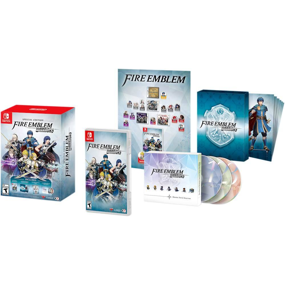 Fire Emblem Warriors Special Edition - Nintendo Switch $48