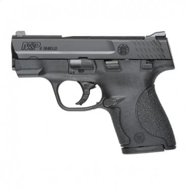 GUN DEAL:  Smith and Wesson M&P Shield 9mm Pistol - $319.99