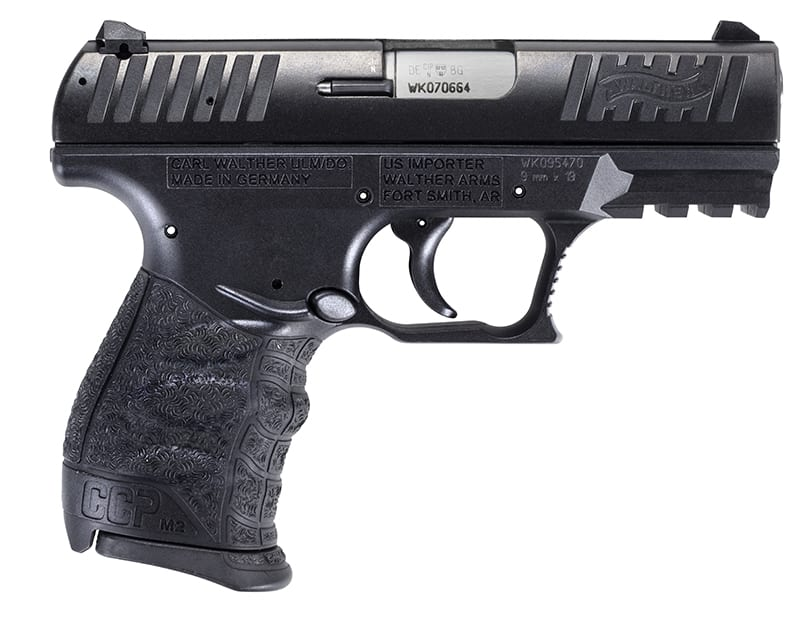 Walther CCP M2 9mm handgun - $299.98+$12.99 shipping