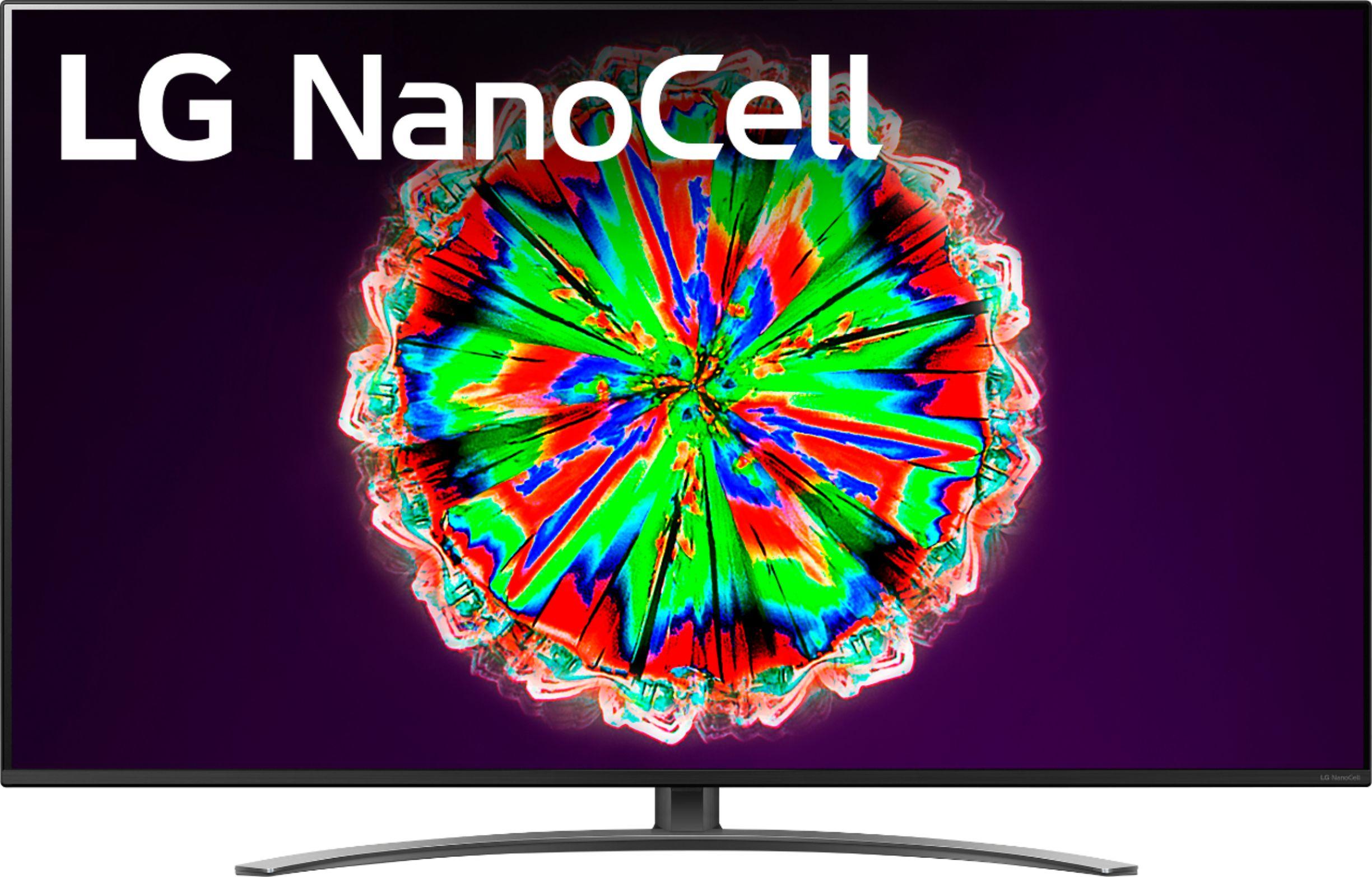 """LG 65"""" NanoCell 81 Series LED 4K UHD Smart webOS TV $629.99 at Best Buy"""