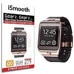 Galaxy Gear 2 Neo Screen Protector coupon for $3.50 (+ shipping)  from $5.97 on Amazon