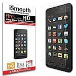 Amazon Fire Phone HD Ultra Clear Screen Protector for $3.50 + shipping - Amazon coupon inside
