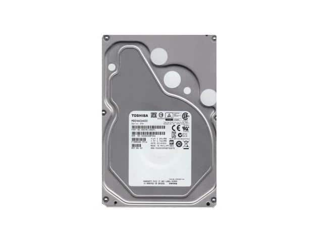 TOSHIBA MD04ACA400 4TB 7200 RPM 128MB Cache SATA 6.0Gb/s 3.5 Internal Hard Drive $93.49 @Newegg