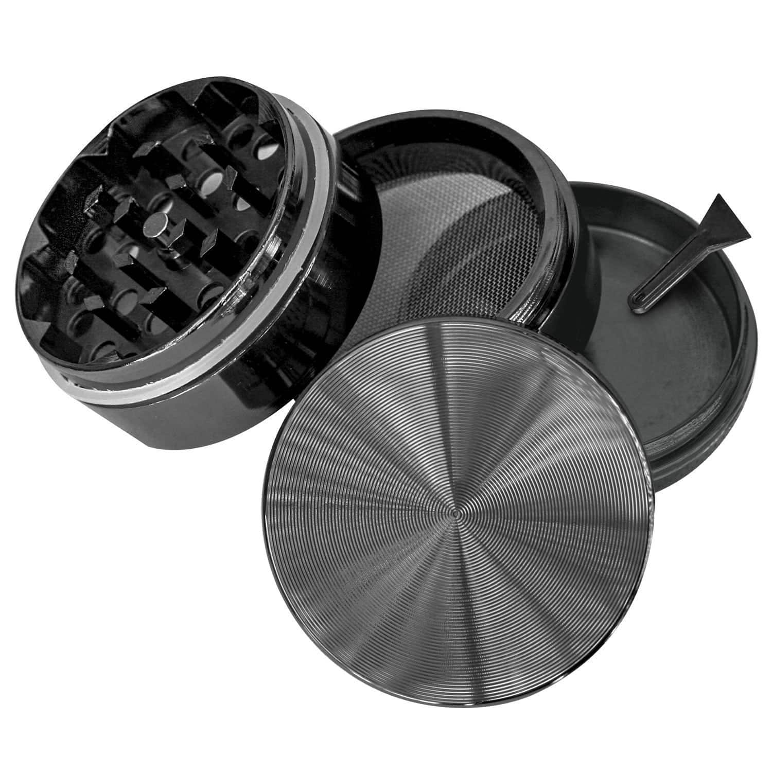 Goliath Industries 5 piece Titanium Herb Grinder $6.75 w/ coupon and f/s with Prime
