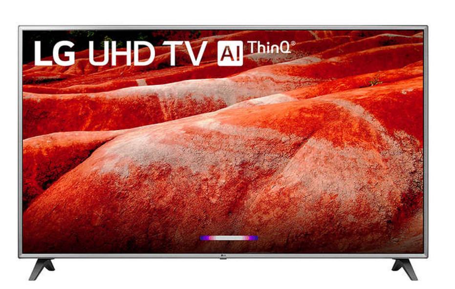 """LG 75"""" Class 4K Ultra HD LED LCD TV 75UM8070PUA $1,099 + FS @ Costco $1099"""