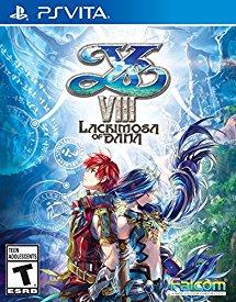 Ys VIII: Lacrimosa of DANA (PS Vita) $29.99 at Amazon