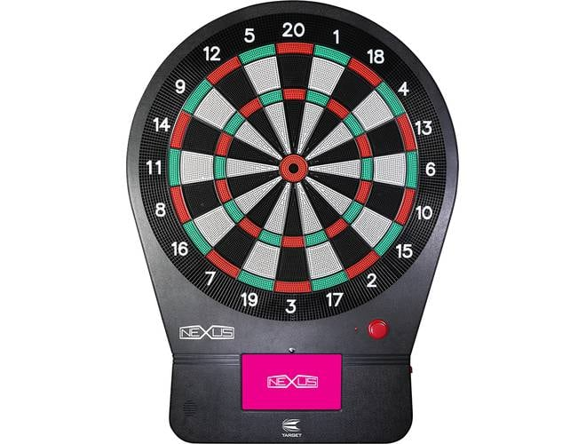 Target Nexus Online Dartboard $374 after promo code PROMO6544 at www.darts.com