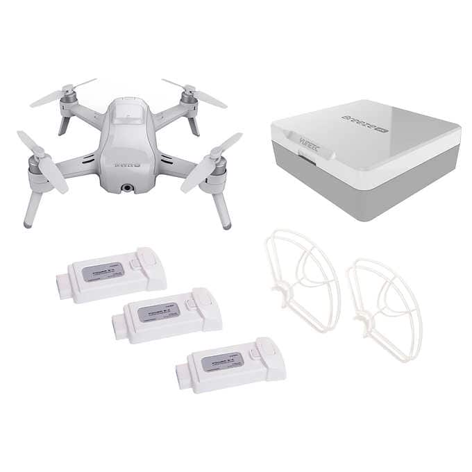 Yuneec Breeze HD Drone - Costco.com - $379 - Include extra battery $60 value