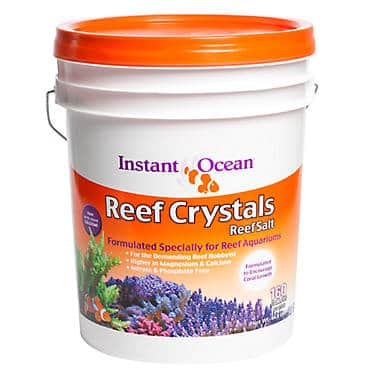 Petsmart Reef Crystals $32.50 + 5% with in store pickup