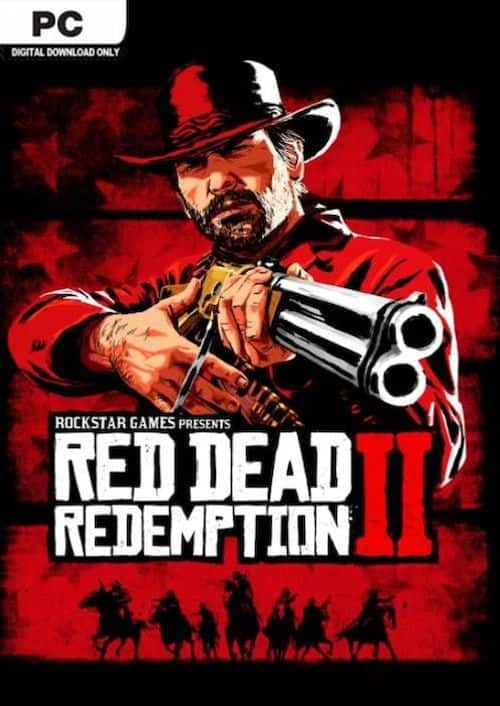CDKeys - Red Dead Redemption 2 for PC $39.59