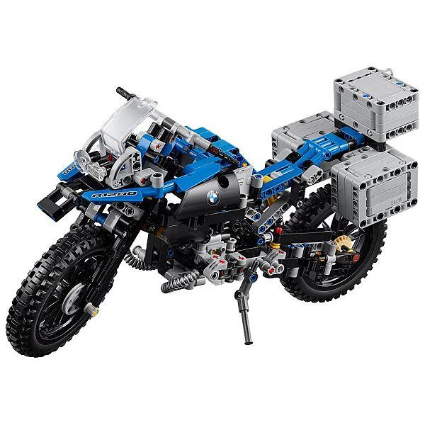 LEGO Technic BMW R 1200 GS Adventure 42063 motorcycle $47.99 Walmart and Amazon