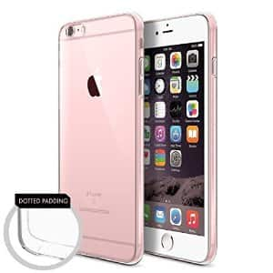 2TECH iPhone 6S Thin Clear Case for $2.97 on Amazon