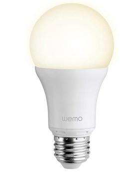 Belkin WeMo Smart LED Bulb $12.50