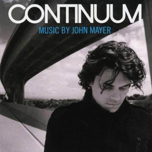 John Mayer - Continuum - Vinyl - $18.42+tax - Amazon Prime