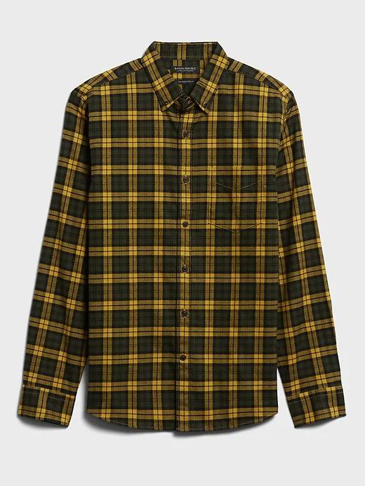 Banana Republic: Men's Shirts from $7.50, Slim Corduroy Traveler Chino $17.70, Women's Tops from $4.75 & More + FS from $17+