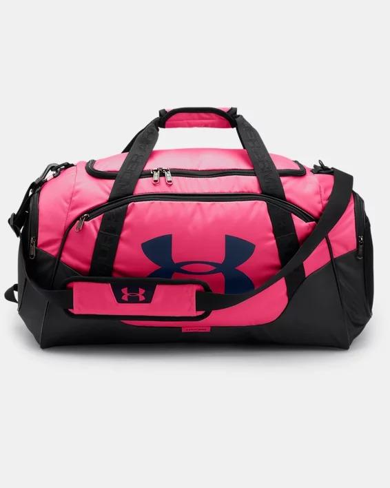 Under Armour UA Undeniable 3.0 Medium Duffle Bag (Cerise / Black) $27 or Less + Free S/H