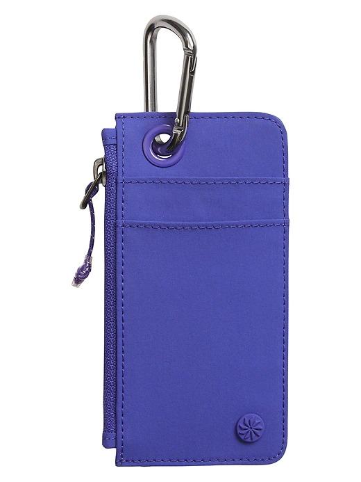 ATHLETA: Coffee Run Wallet 2.0 (Merlin Blue) $15 + Free Store / Curbside Pickup, FS w/ Select Silver, Navyist, Republic Luxe