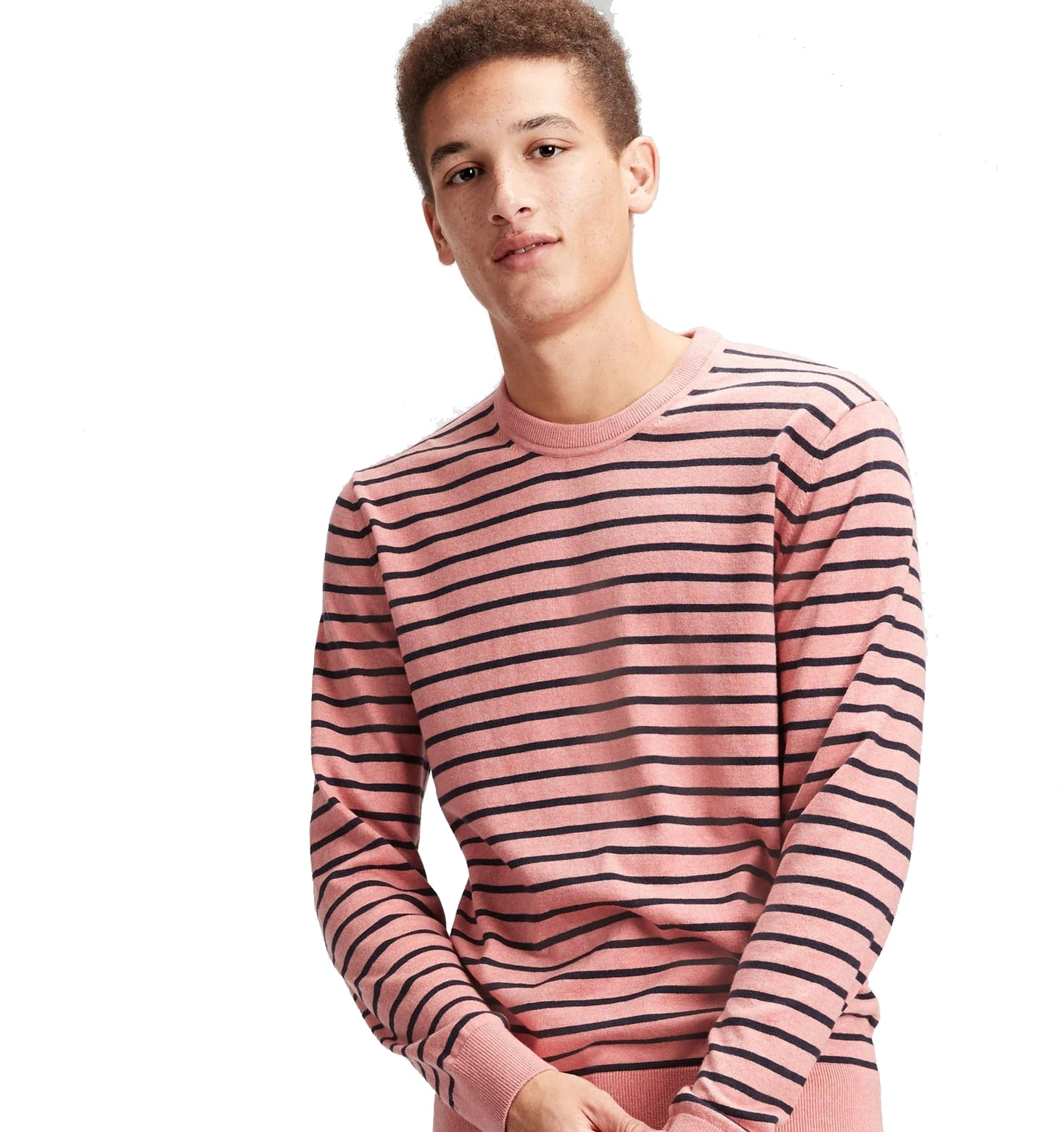 Men's 100% Cotton GAP Crewneck Sweaters from $8.10 + Select Store Pickup / FS from $27+