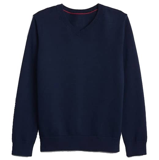 Gap: Extra 40% + Extra 20%: Kids' V-Neck Sweater $4.80, Toddler 2-Pack 100% Organic Cotton Joggers $8.65, Boys' Slim Jeans $5.75, Teen Pull-On Joggers $6.72 & More + FS from $24+