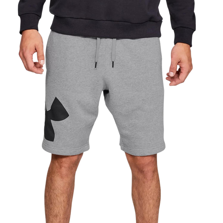 Under Armour Men's UA Rival Fleece Logo Shorts $18 or Less + FS
