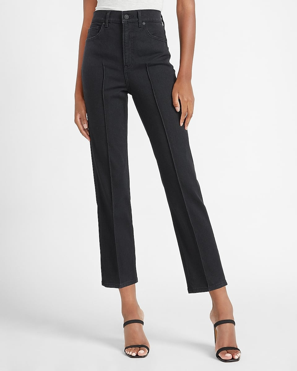 Express.com Extra 60% Off Clearance: Women's Jeans or Dresses $16, Men's Asymmetrical Moto Jacket (L) $12 & More + Curbside Pickup