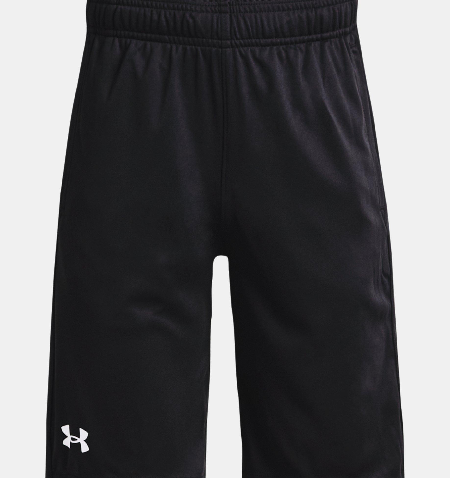 Under Armour Boys' UA Velocity Shorts $11, UA Match Play Golf Shorts $19 [Military/First Responders/Educators: Velocity $6.59, Golf $11.40] + FS