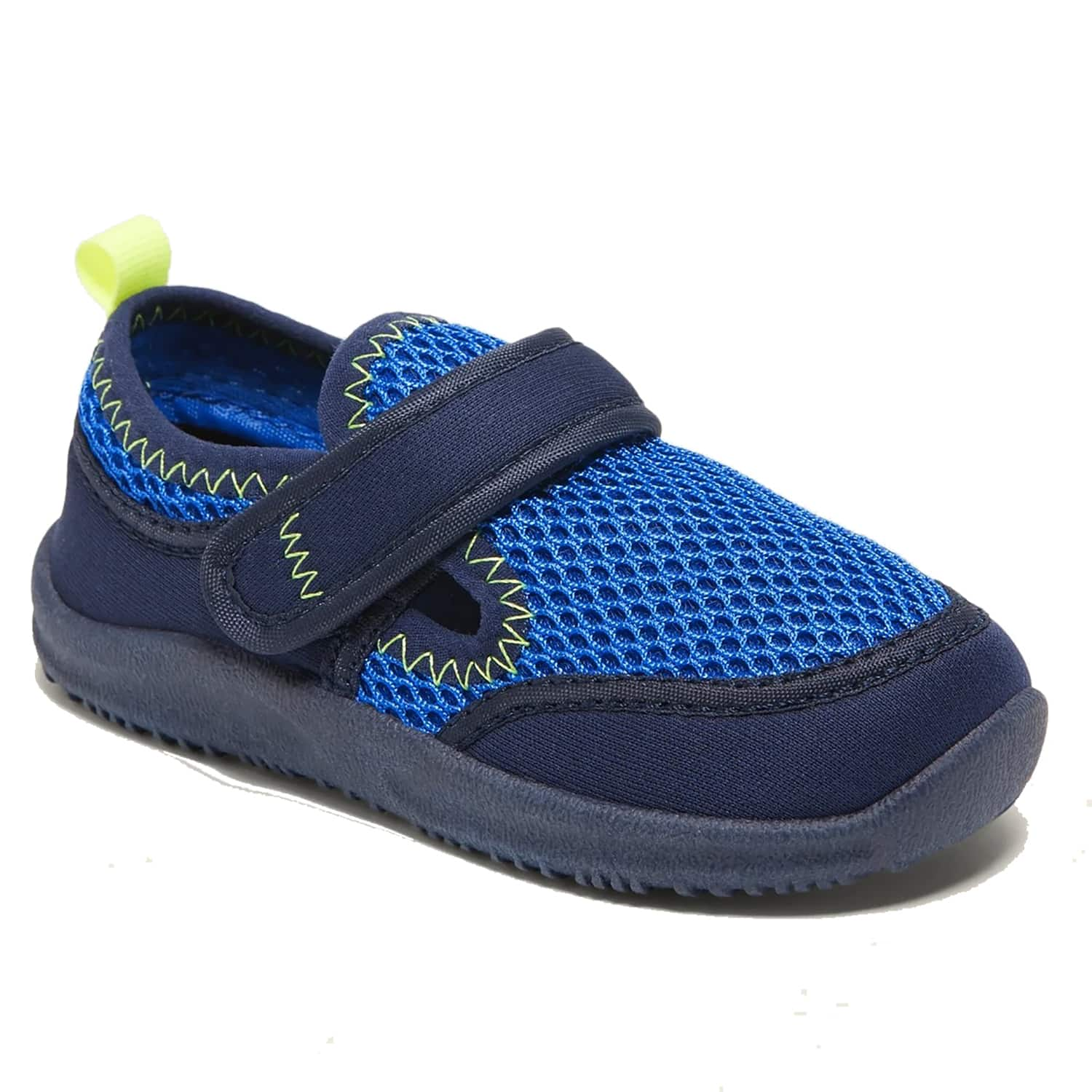 Old Navy Toddler Mesh Water Shoes (Blue or Pink) $4.50, Glitter-Jelly Flats $3.50, Baby Zip Front Rashguard $5.60 & More + Free store pickup