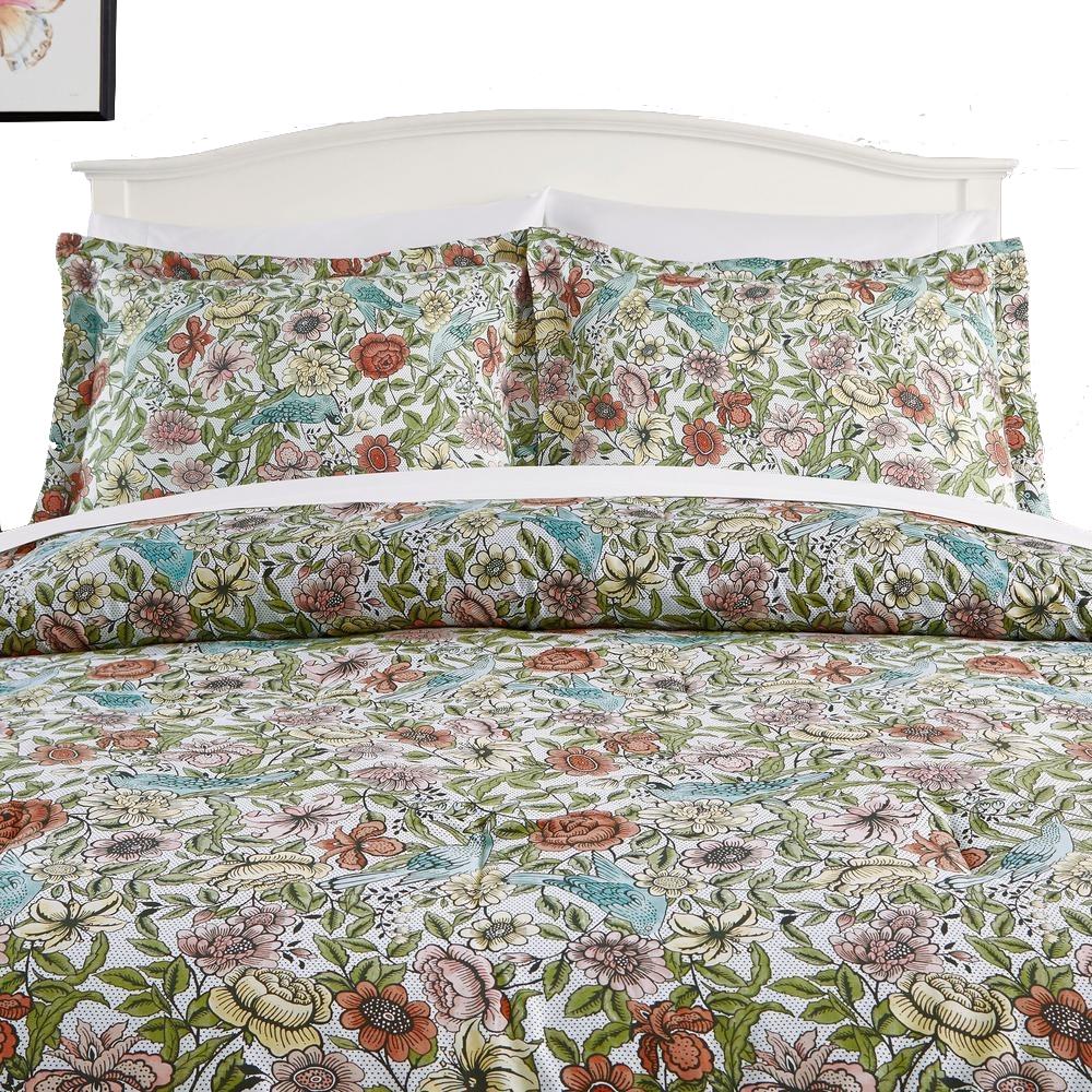 StyleWell Comforter Sets: 2-Pc Twin $18, 3-Pc Full/Queen $20.24 | 6-Pc Home Decorators Kayden (Full/Queen) $58.05 + FS on $45+