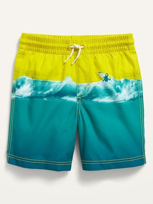 Old Navy Extra 40% Off Clearance: Boys' Swim Trunks $3.60, Jeans $6, Girls' Tops $3 & More +  Free Store Pickup