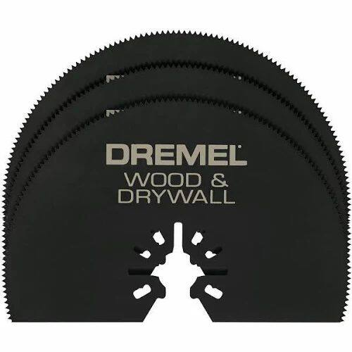 Dremel Multi-Max Blades (Multi-packs) from $7.37 and up via Google Express/Walmart