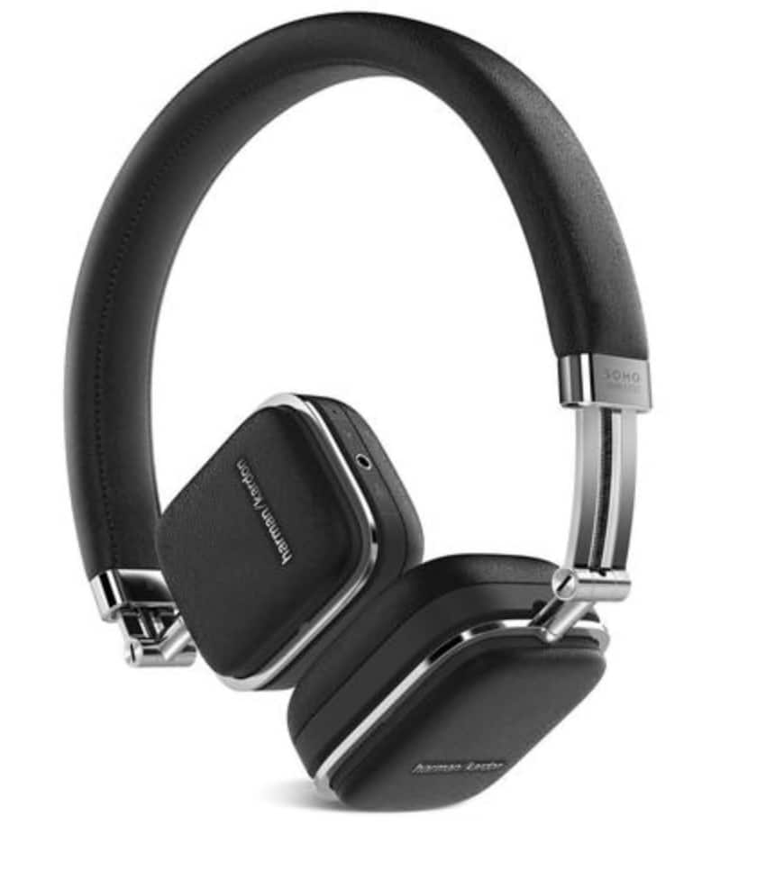 Harman Kardon SOHO WIRELESS Bluetooth & Touch Control Headphones: $79.95 at harmankardon.com