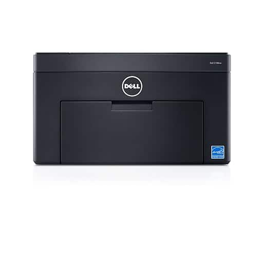 Dell C1760nw Single-Function Color Laser Printer: $74.99