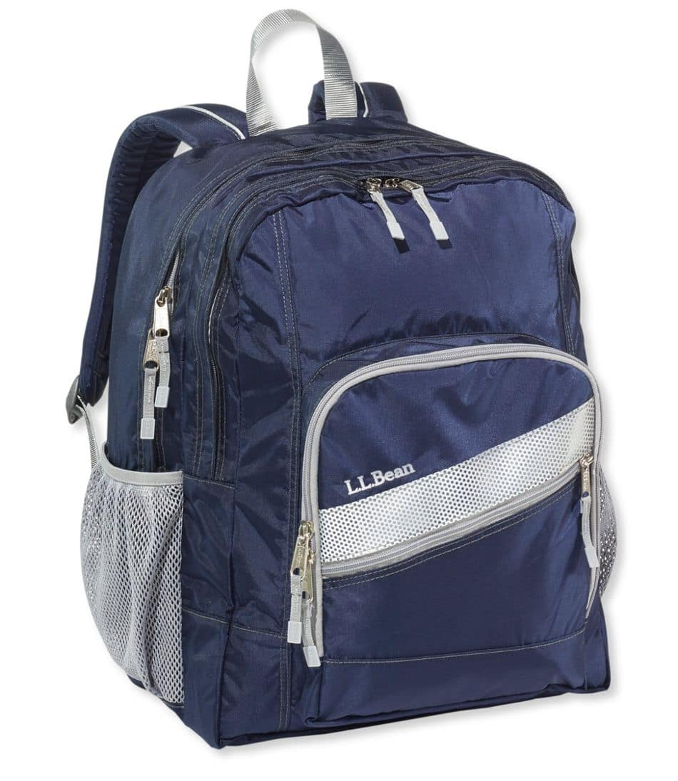 LL Bean  Deluxe Book Packs  29.97, Original Book Pack  29.96   Save 25% on  other Select Backpacks, select Kids Clothing and More (Online, In-Store) 714568c8f7