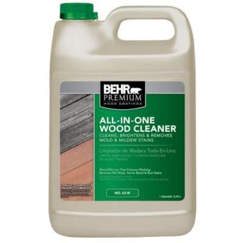 ac659e21d 1-Gallon BEHR Premium All-In-One Wood Cleaner - Slickdeals.net