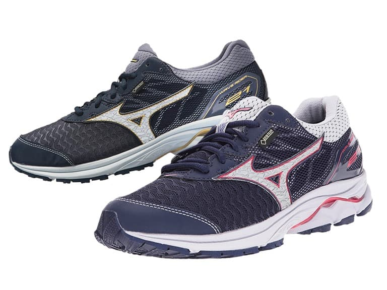 Mizuno Men's Wave Rider 16 Running Shoes at Free Shipping