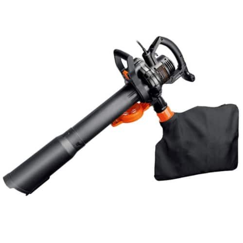 WORX WG507 12 Amp 2-Speed 3-In-1 Electric Blower/Mulcher/Vacuum at eBay $29.99 w/ Free Shipping