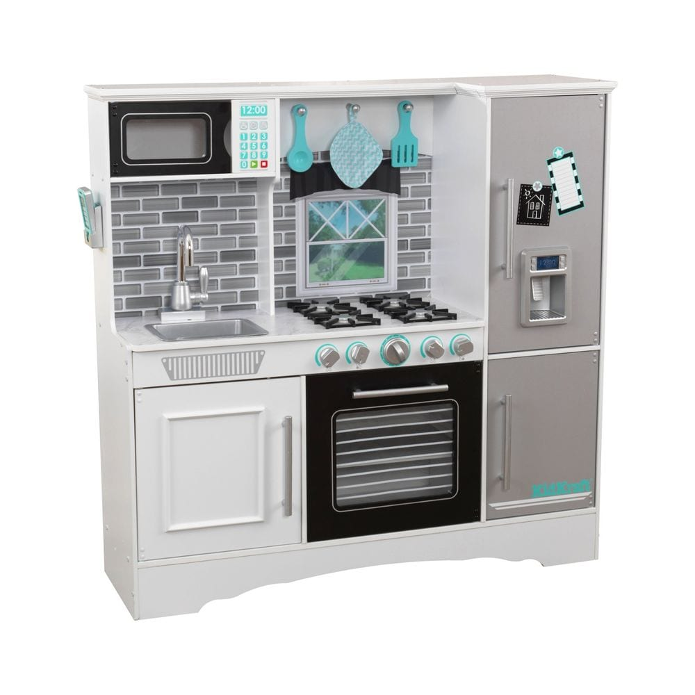 KidKraft Culinary Play Kitchen - White $84.50 AC w/ Free Shipping And More