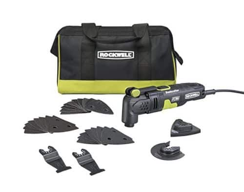 Rockwell Sonicrafter Oscillating Multi-Tool Kits: 3.5 Amp F30 $49.90   4.2 Amp F80 $80   Universal Fit Blades from $5.49 w/ Free Shipping And More