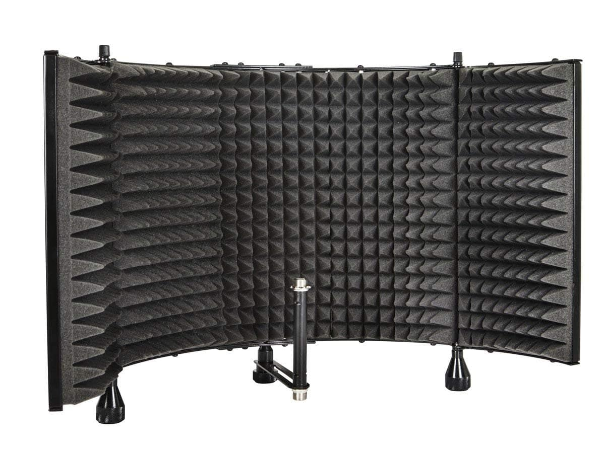 Monoprice Microphone Isolation Shield at Amazon $48.74 w/ Free Shipping
