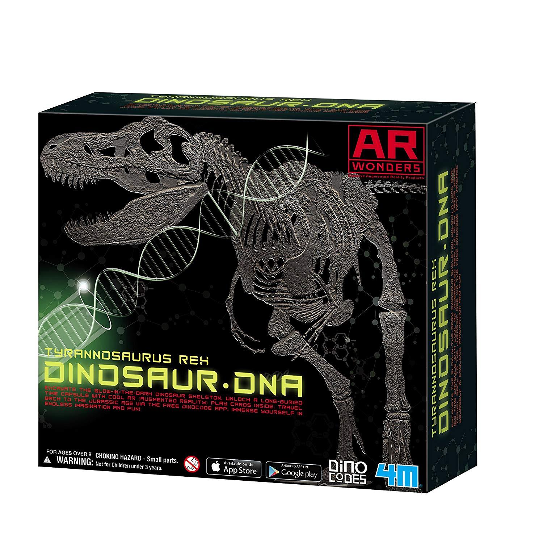 4M T-Rex Dinosaur DNA Kit at Woot! $5.99 + Free S/H for Prime Members