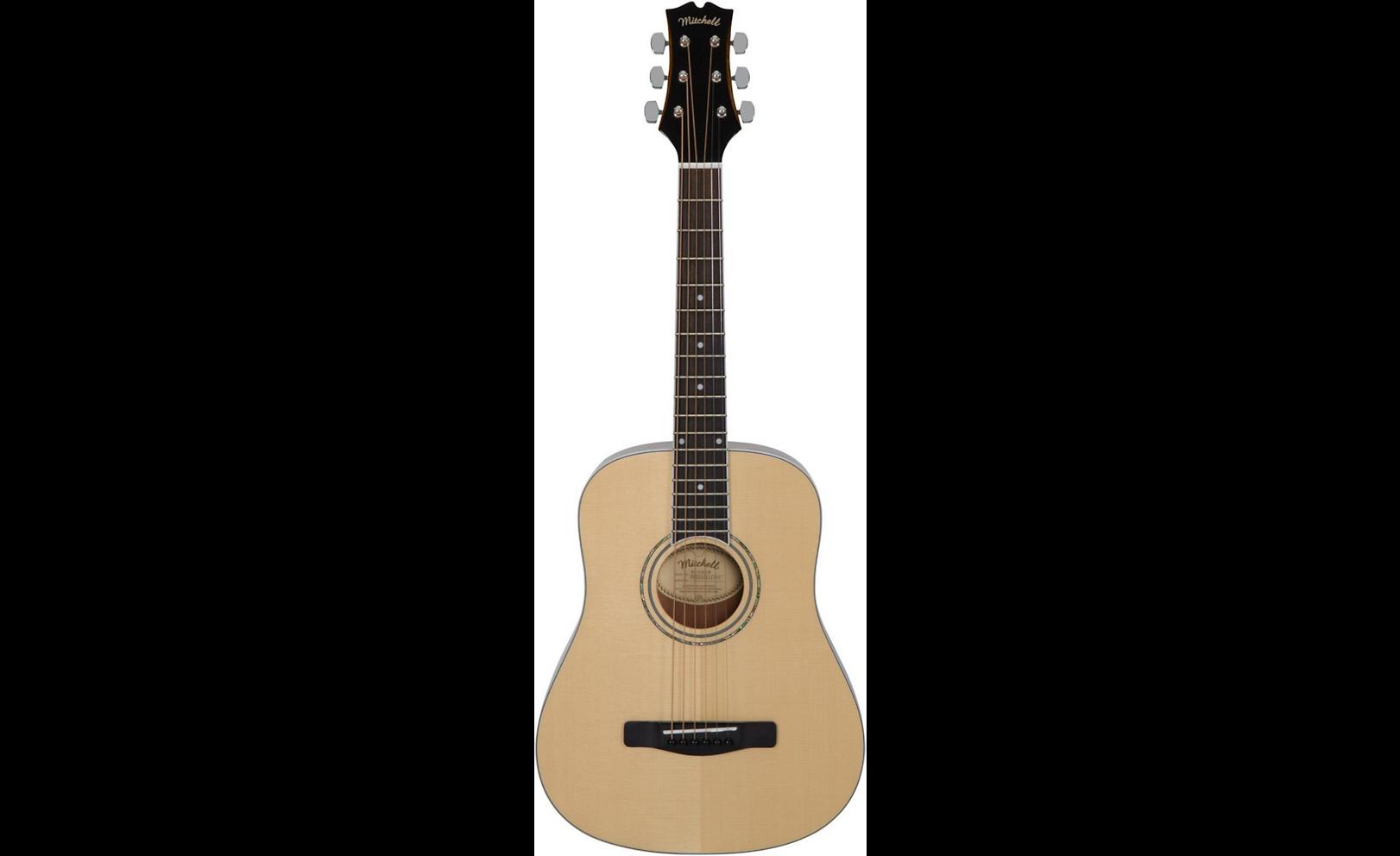 Mini Acoustic Guitars: Mitchell DJ120 Jr Dreadnought $100 + 16% Rewards, Luna Safari Muse Spruce Bundle $130, D'Angelico Premier from $180, Bristol BF-15 Folk $200 + Free S/H